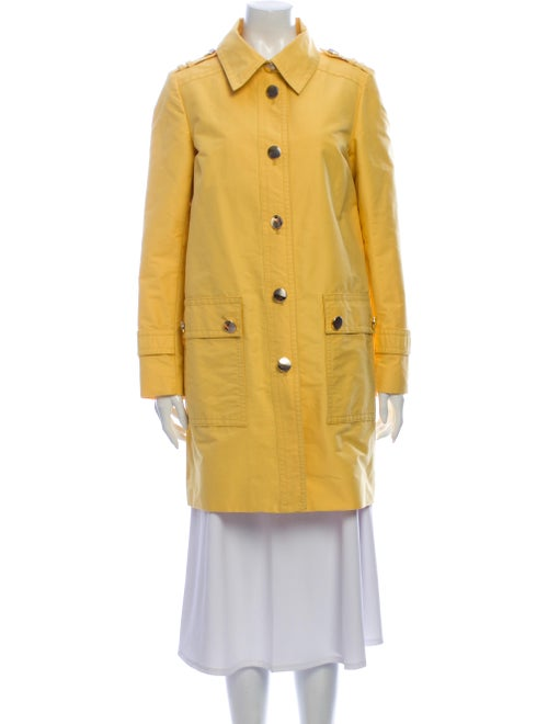 Marc by Marc Jacobs Coat Yellow
