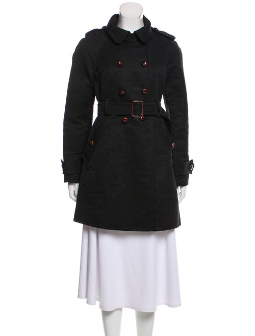 Marc by Marc Jacobs Trench Coat Black
