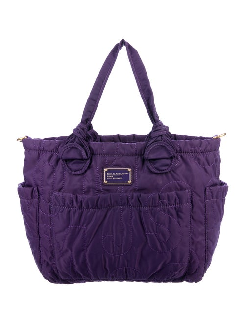 Marc by Marc Jacobs Nylon Tote Purple