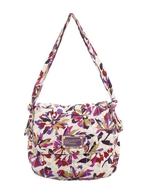 Marc by Marc Jacobs Nylon Crossbody Bag Purple