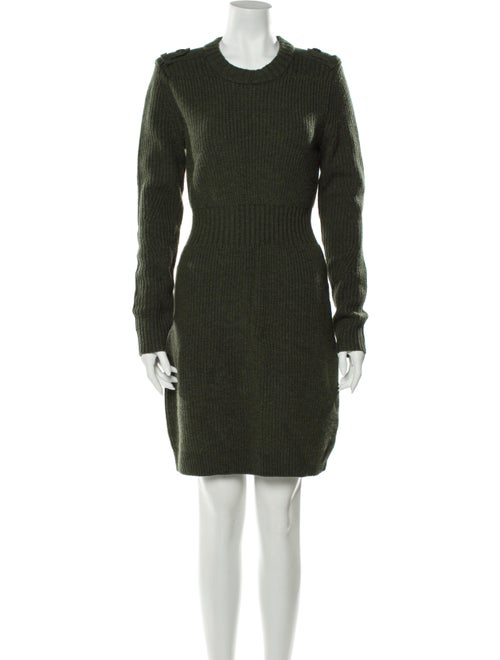 Marc by Marc Jacobs Wool Mini Dress w/ Tags Wool