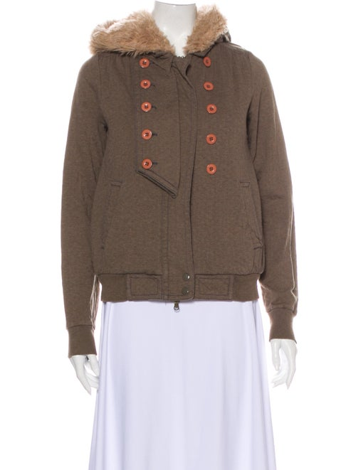 Marc by Marc Jacobs Bomber Jacket Brown - image 1