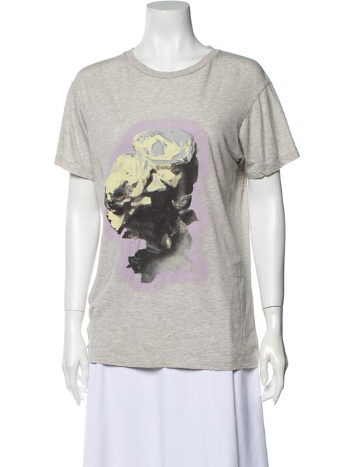 Marc by Marc Jacobs Graphic Print Crew Neck T-Shir