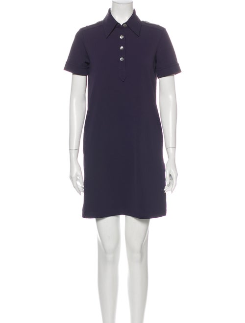 Marc by Marc Jacobs Mini Dress w/ Tags Blue