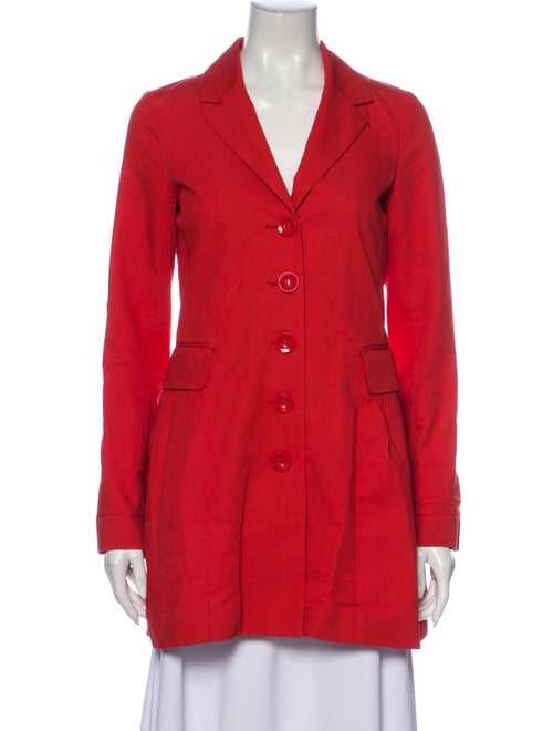 Marc by Marc Jacobs Coat Red