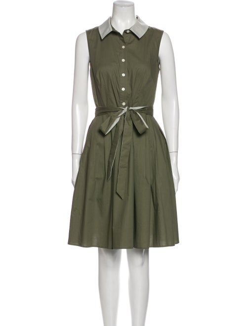 Marc by Marc Jacobs Knee-Length Dress Green