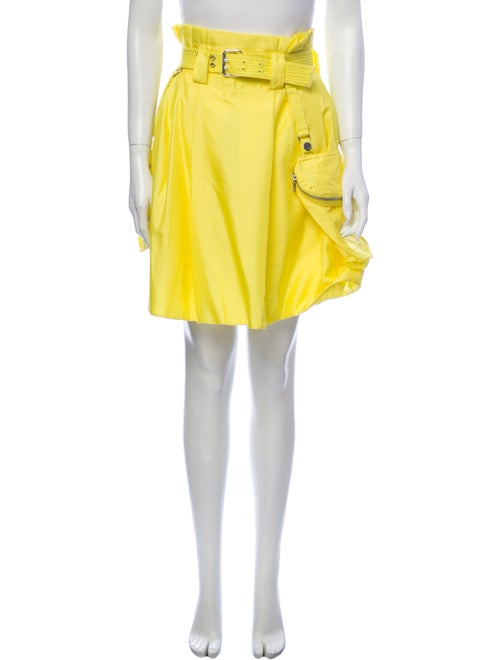 Marc by Marc Jacobs Embossed net Knee-Length Skirt