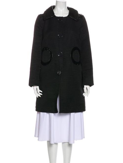 Marc by Marc Jacobs Coat Black
