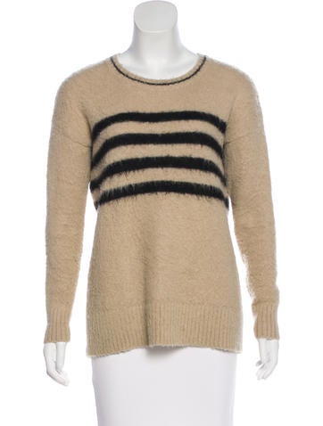 Madewell Knit Striped Sweater None