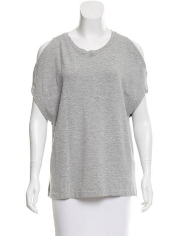 Majestic Filatures Sleeveless Cutout Top w/ Tags None
