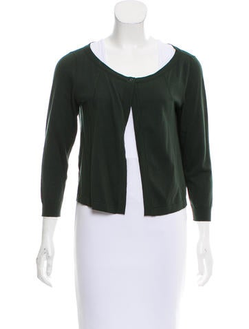 Weekend MaxMara Silk-Blend Cardigan None