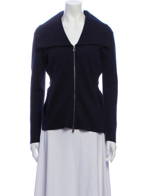 Manrico Cashmere Cashmere Sweater Blue