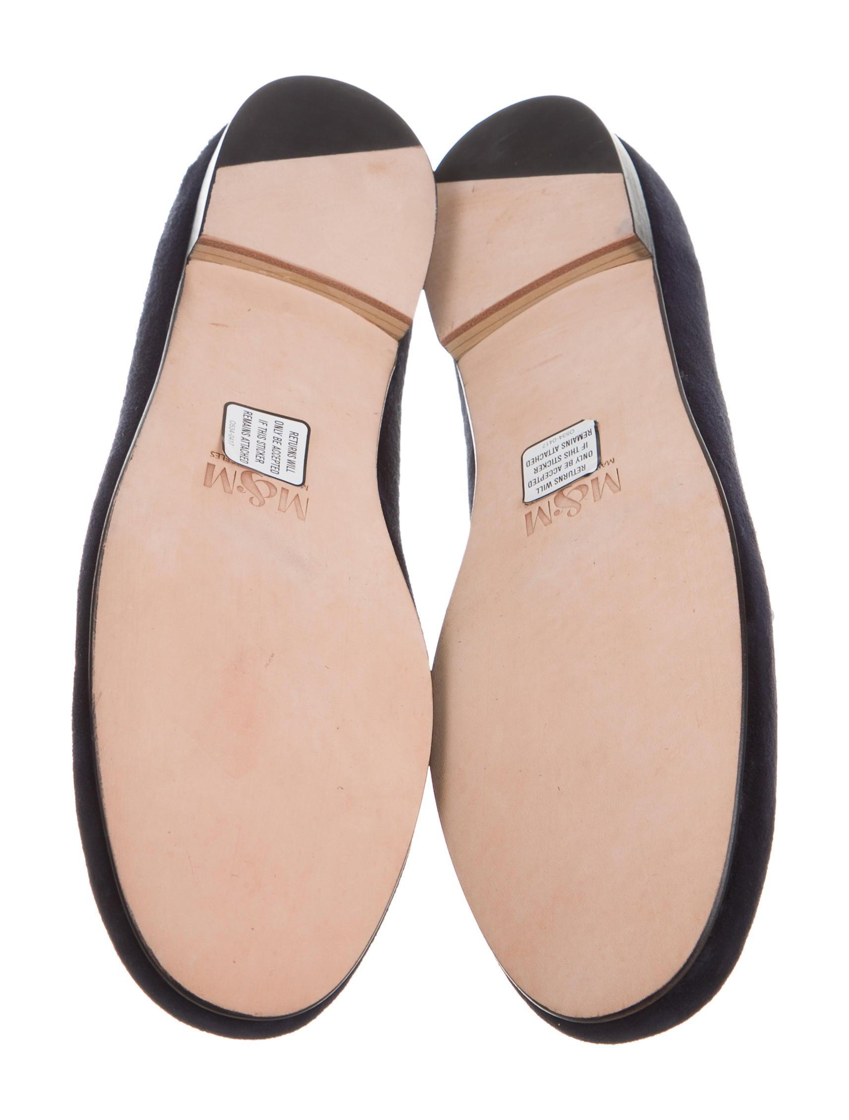 Mara Amp Mine Nicky M Smoking Slippers Shoes Wmara20355
