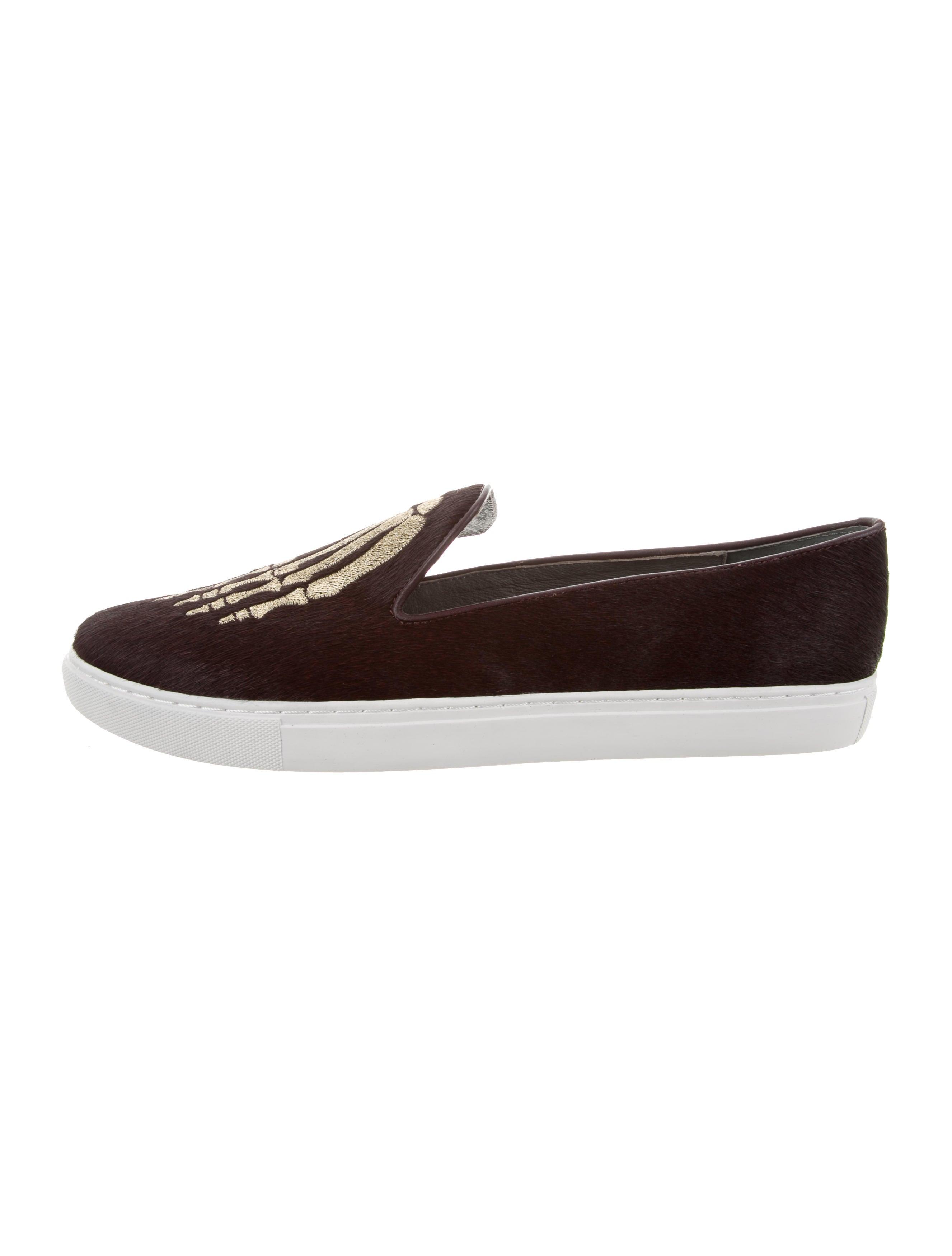 Mara & Mine Jem Ponyhair Sneakers w/ Tags outlet online online for sale free shipping cost 1wWeMEKRt