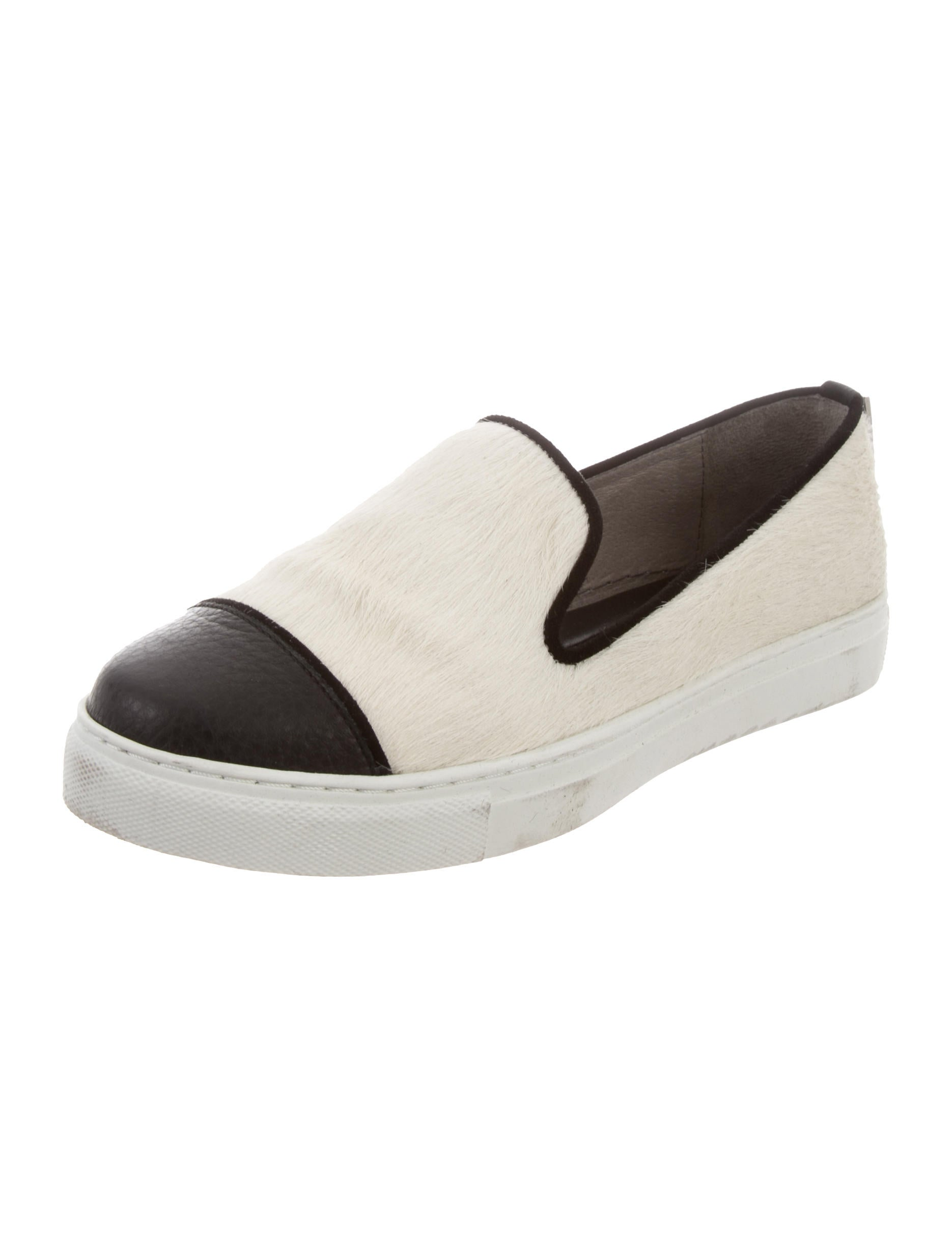 Mara & Mine Nolita Ponyhair Slip-On Sneakers browse cheap price best wholesale sale online sUICd