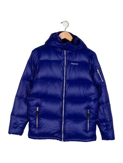 Marmot Down Jacket Blue