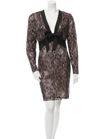 By Malene Birger Lace Dress None