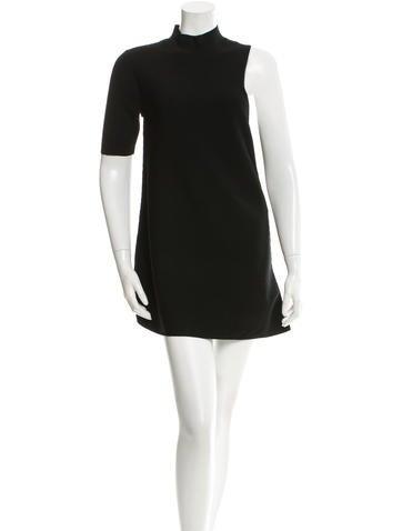By Malene Birger One-Shoulder Mini Dress w/ Tags None