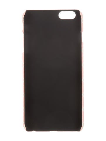 Printed iPhone 6+ Case w/ Tags