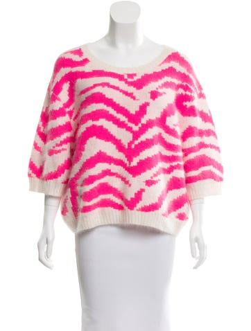 By Malene Birger Angora-Blend Oversize Sweater None
