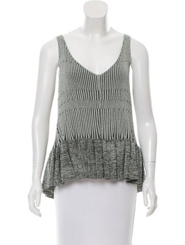 By Malene Birger Knit Sleeveless Top w/ Tags None