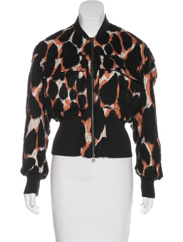 By Malene Birger Textured Bomber Jacket w/ Tags None