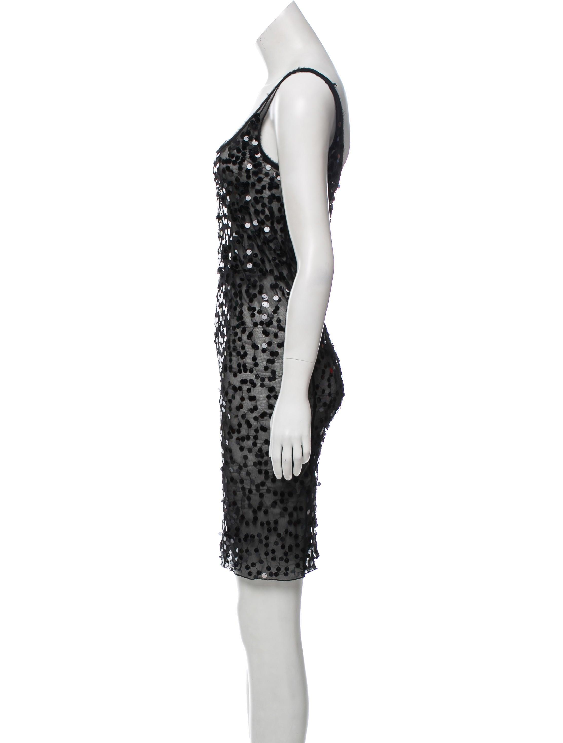 2a788da3fc8 By Malene Birger Embellished Mini Dress - Clothing - WMB24372 | The ...