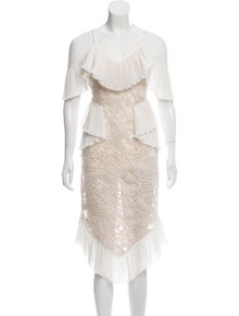 9abd988f17b Alice McCall. Lace Midi Dress