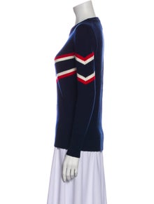 Madeleine Thompson Wool Striped Sweater w/ Tags