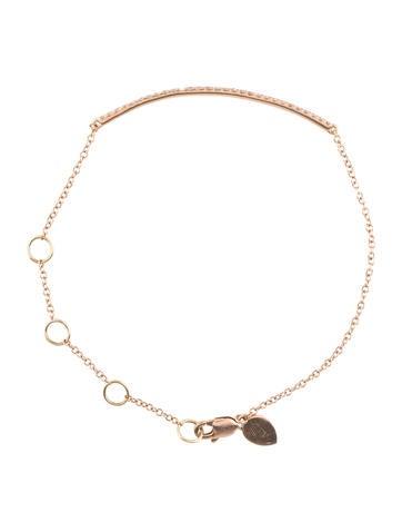 Meira T 14K Diamond Bar Bracelet Bracelets WMEIR