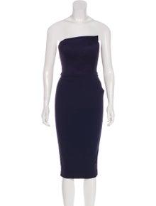 c50ff0a91cc Misha Collection. Strapless Mini Dress. Size  XS ...