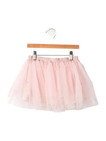 Girls' Crystal-Embellished Tutu w/ Tags