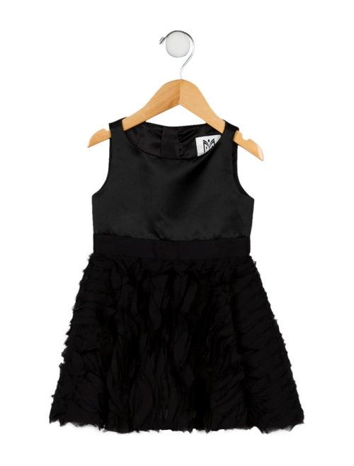 Girls' Embellished A-Line Dress w/ Tags