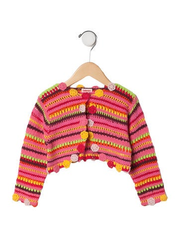 Catimini Girls' Cardigan None