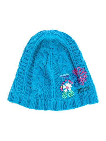 Catimini Girls' Knit Beanie None