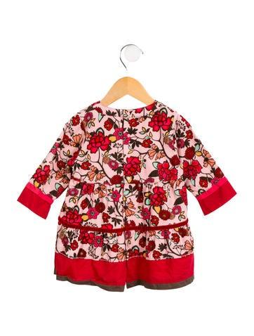 Girls' Corduroy Dress