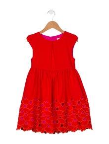 Catimini Girls' Sleeveless Dress