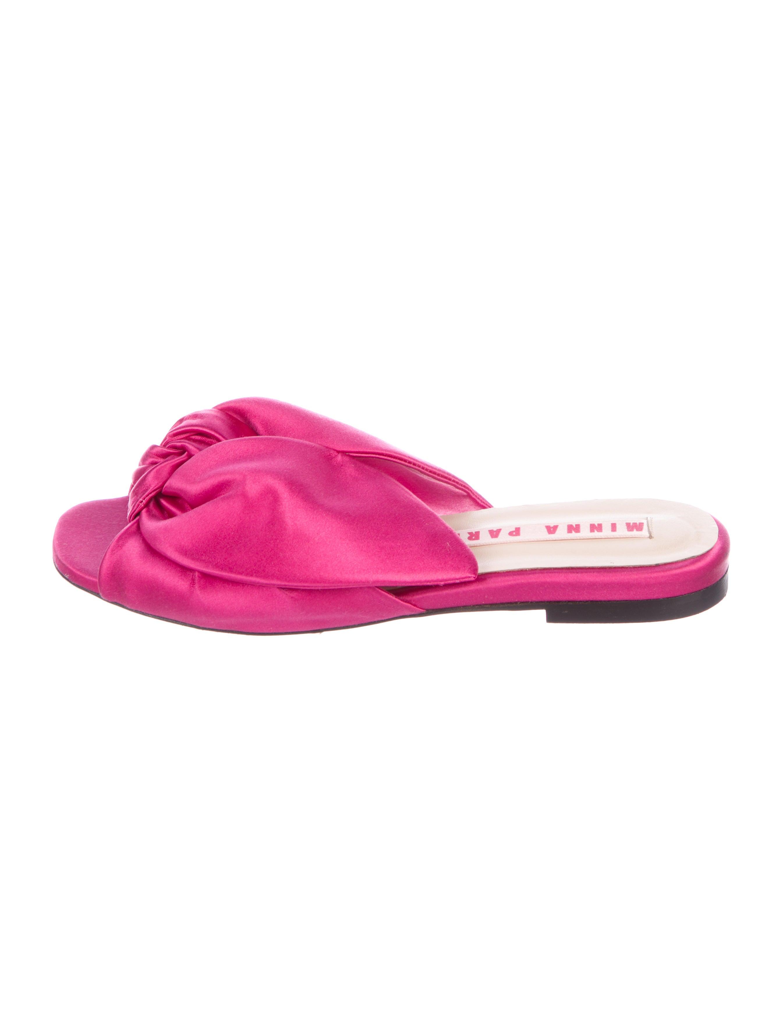 outlet really pictures Minna Parikka Amelia Slide Sandals tD6lHo1wvk