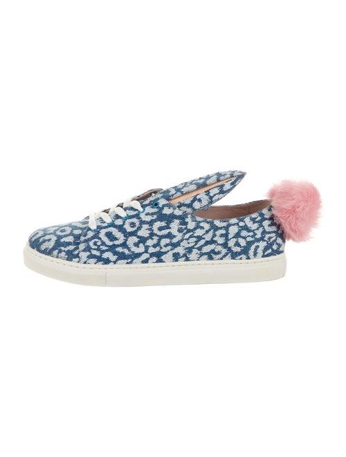 Minna Parikka Bunny Sneakers Blue