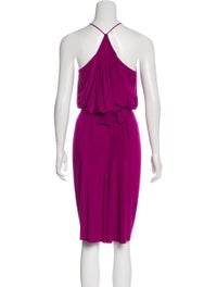 Sleeveless Knee-Length Dress image 3