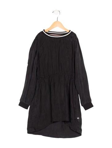 Molo Girls' Knit Shift Dress None