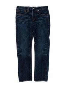 c40fc38f0 Simon Miller. Woven Skinny Jeans
