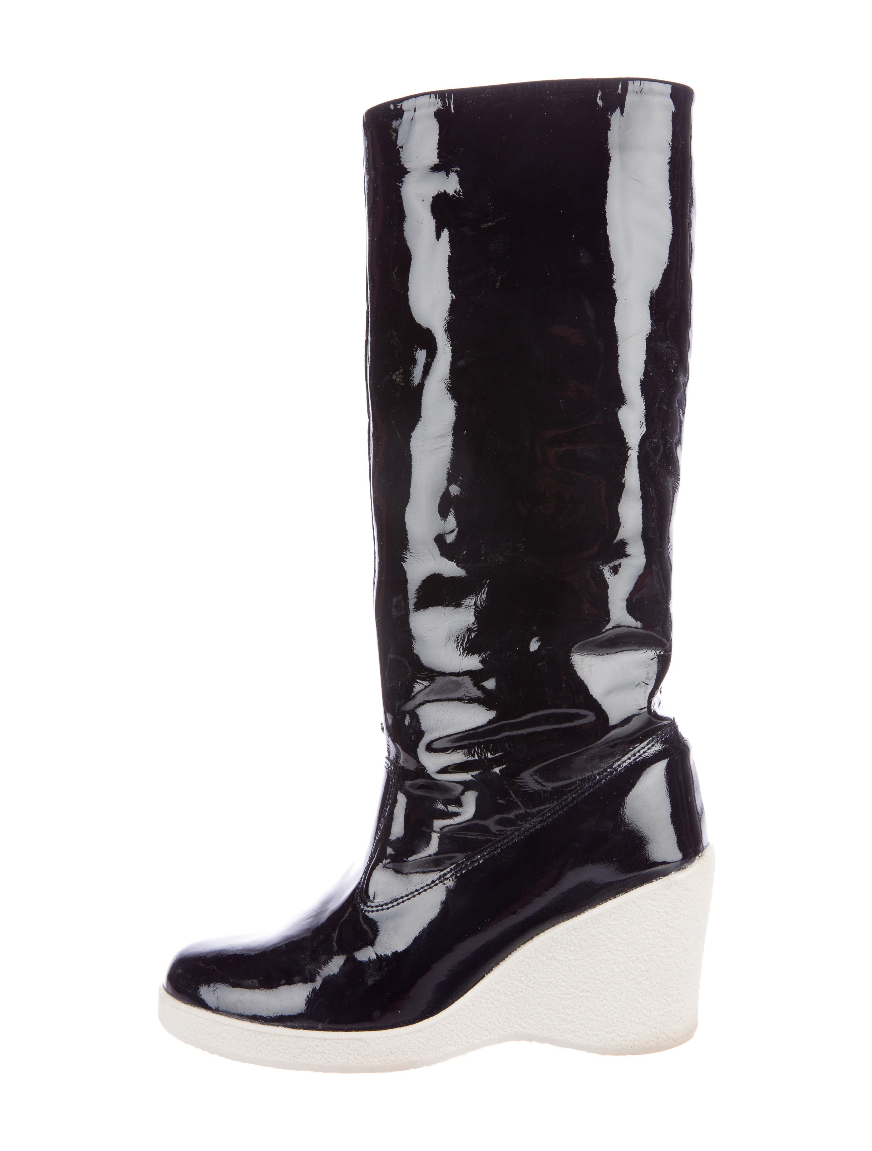 Shop patent leather boots at sgmgqhay.gq Free Shipping and Free Returns for Loyallists or Any Order Over $!