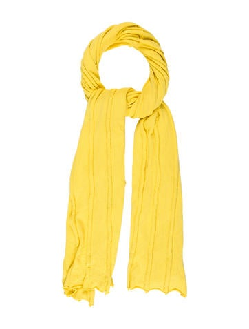 MM6 by Maison Martin Margiela Wool Scarf None