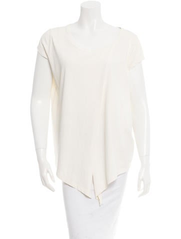 MM6 by Maison Martin Margiela Layered Top None