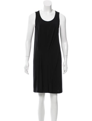 MM6 by Maison Martin Margiela Draped Sleeveless Dress None