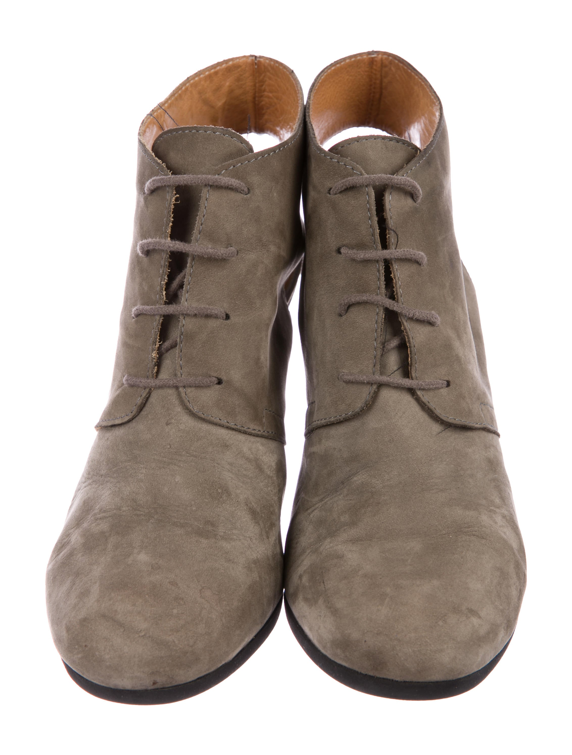 buy cheap cost ebay cheap online MM6 Maison Margiela Suede Slingback Oxfords buy cheap low price fee shipping low cost sale online best deals f48yi4as4A