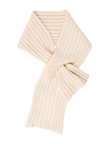 Maison Martin Margiela Wool Knit Scarf None