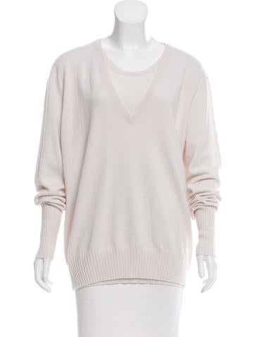 Maison Martin Margiela Cashmere Oversize Sweater w/ Tags None