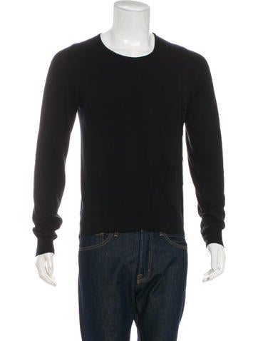 Maison Martin Margiela Wool-Blend Sweater None